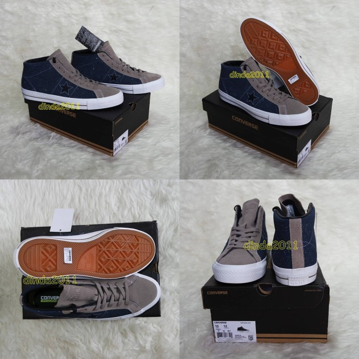 d90826d1bfbc Jual CONVERSE ORIGINAL ONE STAR PRO MID SUEDE SNEAKERS SHOES BNIB ...