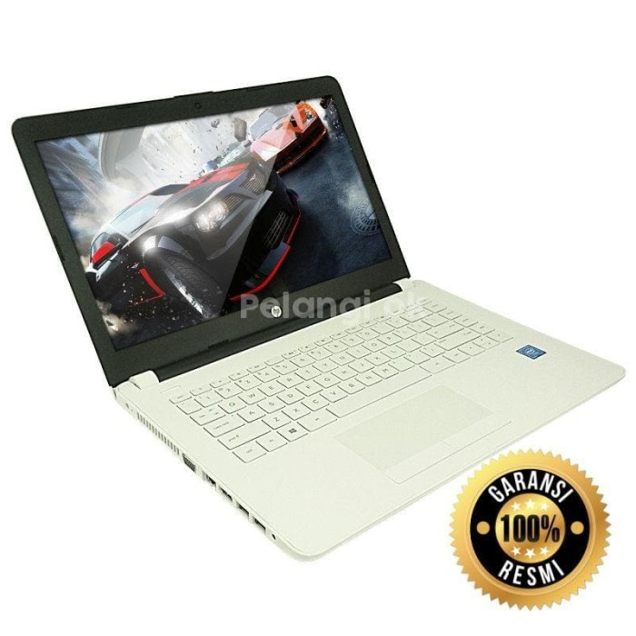 harga Laptop hp notebook 14-bs 012tu core i3-6006u ram 4gb hdd 500gb 14inc Tokopedia.com