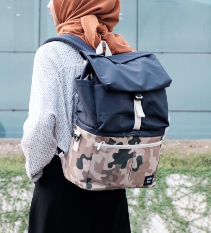 6b1d9188a9d Review Tas Bayi Modular & Cooler Bag - NerTur All Day Camo Cream In ...