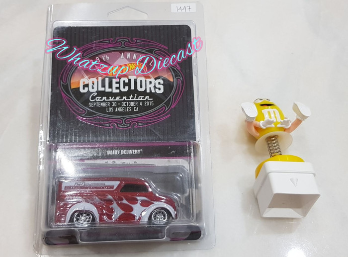 harga Hot wheels dairy delivery 29th annual collectors convention los angels Tokopedia.com