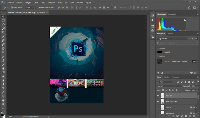 harga Adobe photoshop cc 2018 32&64 bit Tokopedia.com