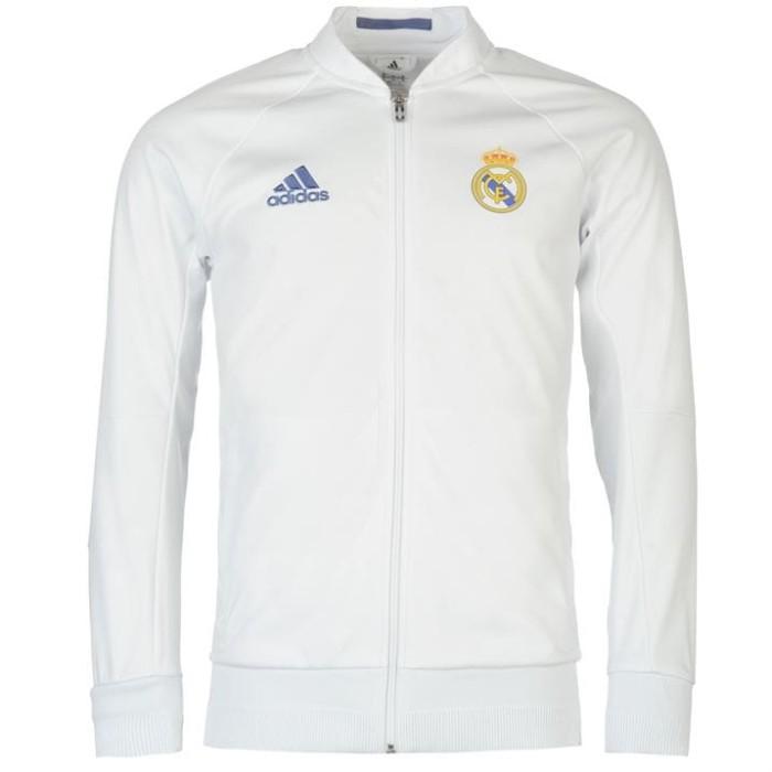 harga Jaket jacket adidas anthem real madrid 2016 putih original asli murah Tokopedia.com