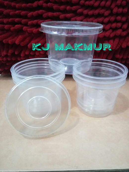Jual Cup Ice Cream Gelas Puding Cup Jelly Agar Agar Gelas Plastik Kecil Dki Jakarta Kj Makmur Tokopedia