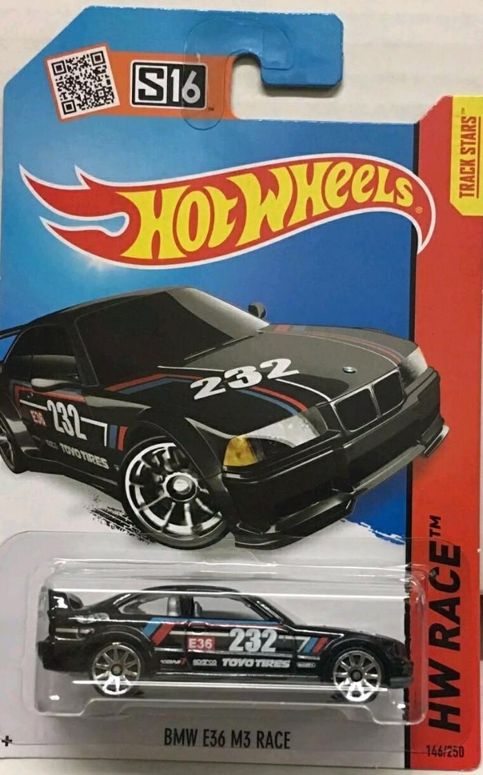 harga Hotwheels Bmw E36 Race Black Tokopedia.com