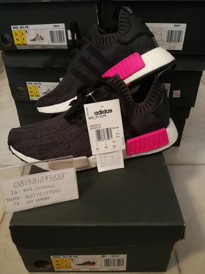 f0e691fb9 Jual Adidas NMD Primeknit Women Wanita original authentic 100% ice ...
