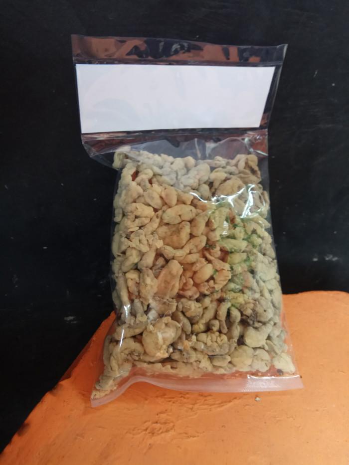 Makanan khas kripik jamur kancing 150gram