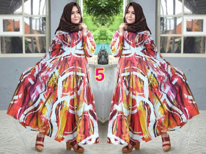Jual Gamis Batik Pastel Unik Cek Harga Di Pricearea Com