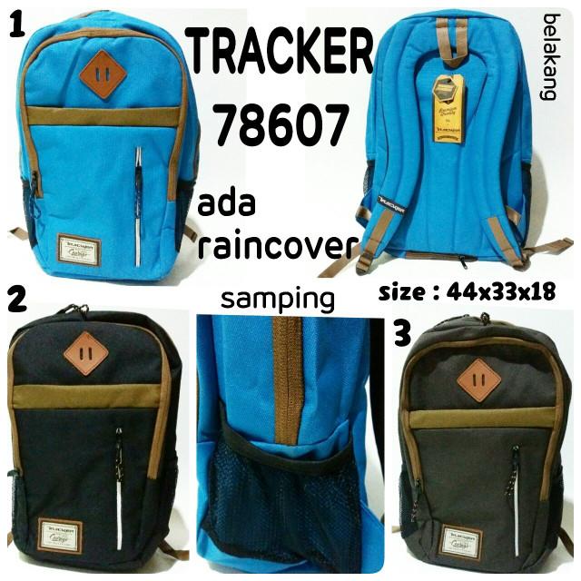 Tas ransel backpack Tracker 78607 tas punggung keren murahdan terbaru