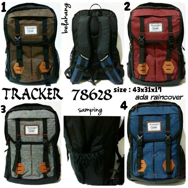 Tas ransel backpack Tracker 78628 tas punggung keren murahdan terbaru