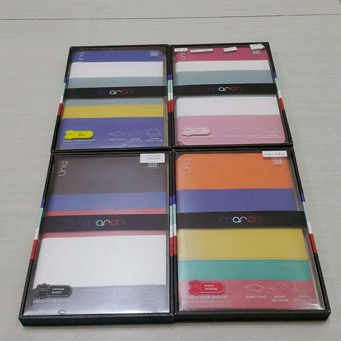 harga Leather case ipad mini march uniq original Tokopedia.com