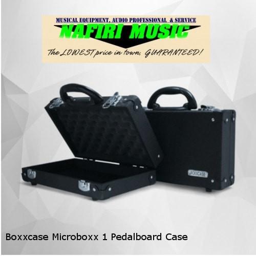 harga Boxxcase microboxx 1 pedalboard case original Tokopedia.com