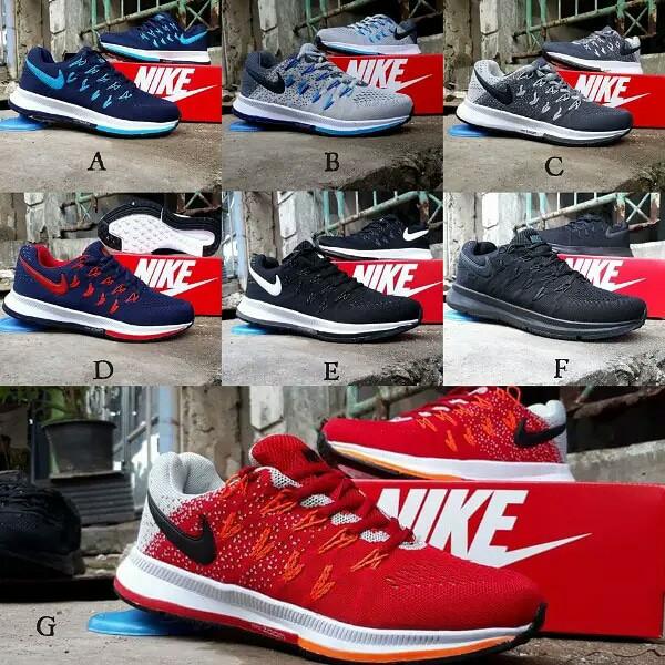 harga Sepatu Nike Buat Voli Badminton Tenis Pingpong Tenis Meja Anti Licin Tokopedia.com