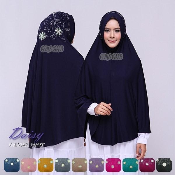 Jual Jilbab Rabbani Hijab Syar I Payet Daisy Hj70 Kota Bandung Salis Store Tokopedia