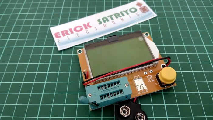 harga Esr meter lcd m328 digital transistor tester meter backlight diode Tokopedia.com