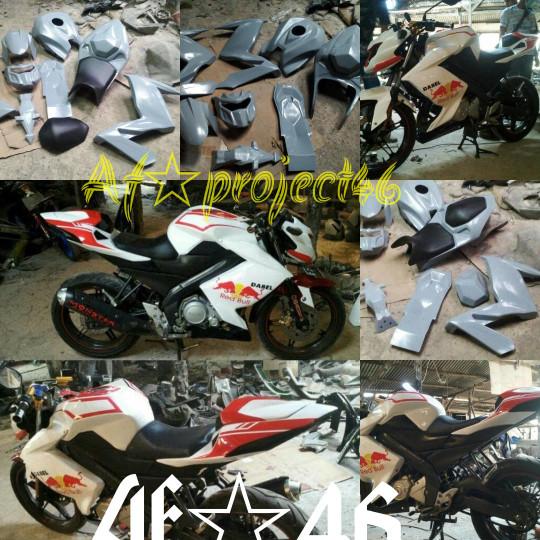 harga Full body street fighter pnp for new vixion nvl nva Tokopedia.com