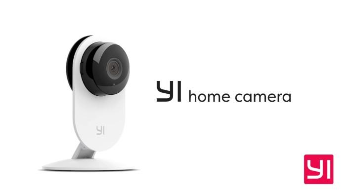 Xiaomi Yi Home Smart IP Camera International Version