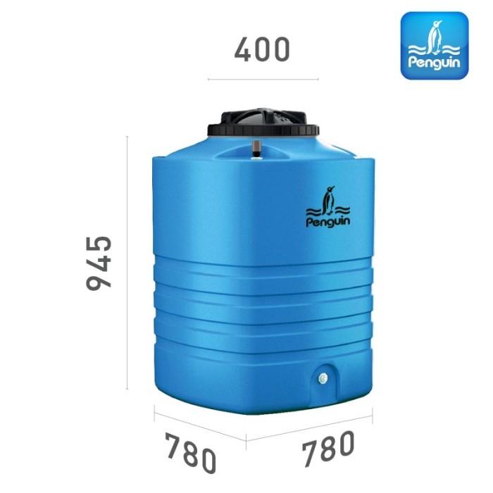 harga Tangki air penguin kotak / segi empat / kubik 500 liter - te 55 Tokopedia.com