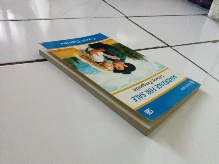 Jual Harlequin Marriage For Sale Lelang Pengantin Toko Buku