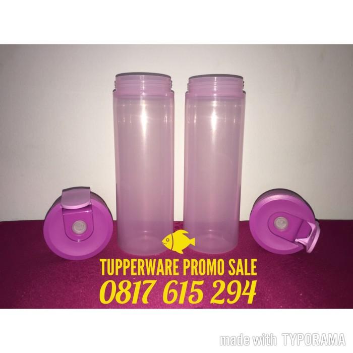 Tupperware Squeeze It (2) Wadah Simpan Madu Susu Cair Kecap Termurah