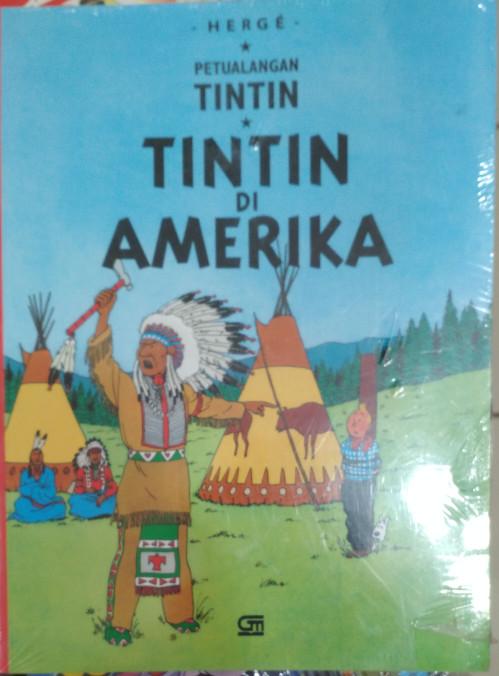harga Tintin di amerika   komik remaja Tokopedia.com