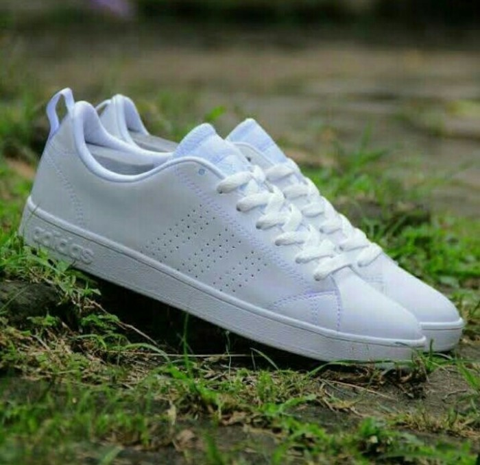 ... where to buy adidas neo advantage full white original e0b19 374d5 e00bafaf93