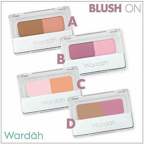 Info Wardah Blush On Travelbon.com