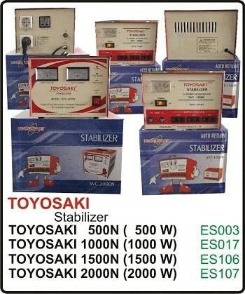 harga Stabilizer toyosaki 1000/ svc1000n Tokopedia.com