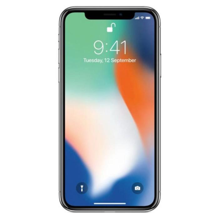 harga Apple iphone x 256 gb silver Tokopedia.com