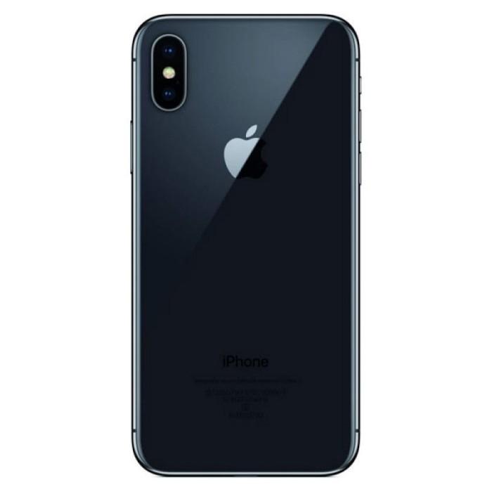 Jual Apple iPhone X 64GB Grey [HAP-IPX-64G-GRY] - ERAFONE