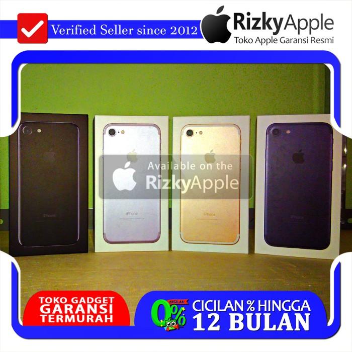 [BEST PRICE]iPhone 7 256GB Gold BNIB Garansi 1 Tahun Apple FU ORIGINAL