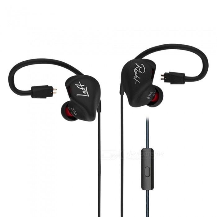 f2795fbadbc Headset Knowledge Zenith Earphones - KZ-ZS3 With Mic Super Bass Sport