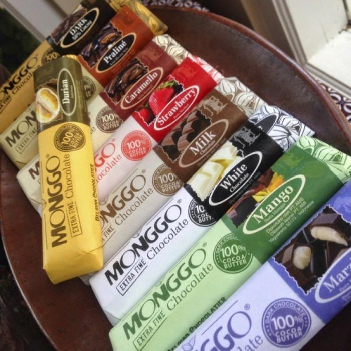 Cokelat Monggo 40 gram