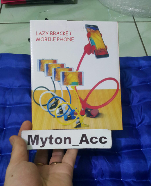 harga Lazy pot / holder flexible / holder jepit / holder panjang Tokopedia.com
