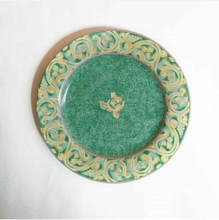 harga Piring makan /hias sango motif pavilion vert Tokopedia.com