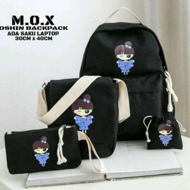 Jual tas sekolah tas kuliah tas serut import batam anak sekolah ... f858732e9b