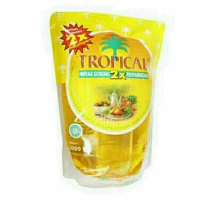 harga Minyak goreng tropical 2 liter Tokopedia.com
