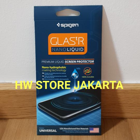 new style be200 17daa Jual ORIGINAL SPIGEN NANO LIQUID SCREEN PROTECTOR IPHONE X NOTE 8 S8 PLUS -  Jakarta Utara - HW Store Jakarta | Tokopedia