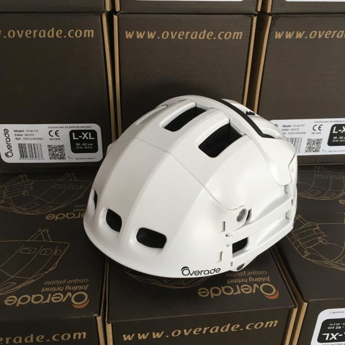 harga Helm lipat overade plixi foldable helmet - white Tokopedia.com