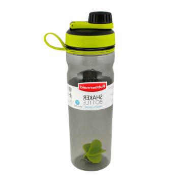 harga Rubbermaid botol minum shaker 828 ml - hitam/hijau Tokopedia.com