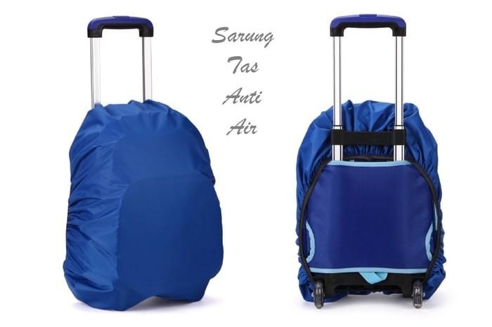 (Murah) Sarung Tas Anti Air  - Untuk Koper atau Tas Sekolah