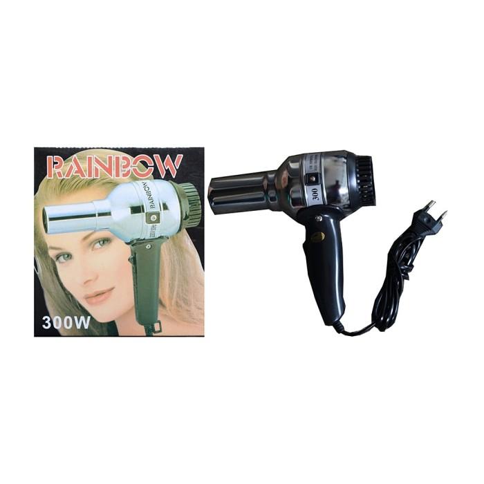 Jual HAIR DRYER RAINBOW 300W (800173033) - intense  d0c96da469