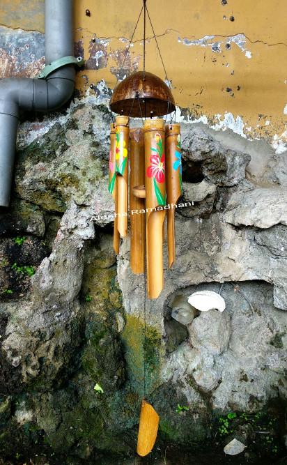 harga Wind chime bambu motiflonceng bambulonceng angin Tokopedia.com