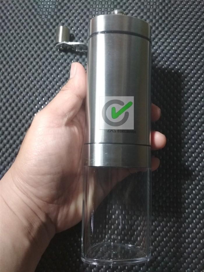 harga Manual coffee grinder edelmann original ( gilingan kopi ) burr milling Tokopedia.com