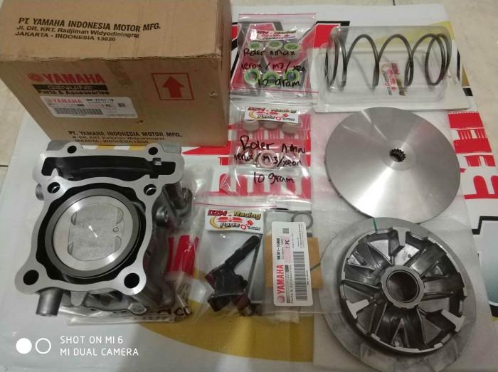 harga Bore up yamaha nmax aerox paket upgrade mesin tune up harian n touring Tokopedia.com