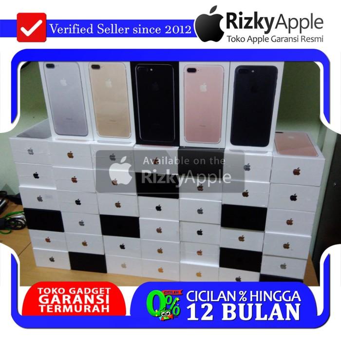[HOT PRICE]iPhone 7 Plus 32GB Black BNIB Garansi 1 Tahun Apple FU ORI
