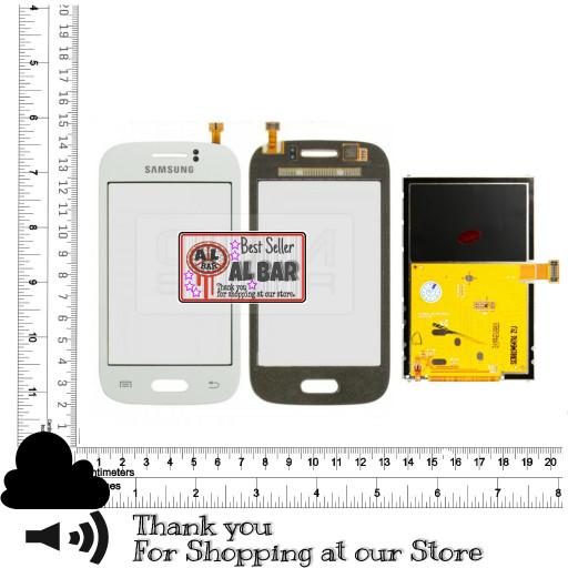 harga 1 set lcd + touchscreen samsung galaxy young 2 gt-s6310 s6312 original Tokopedia.com