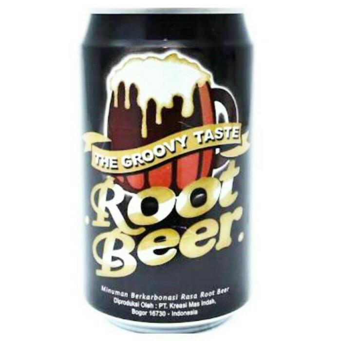 harga Root beer kaleng 330 ml Tokopedia.com