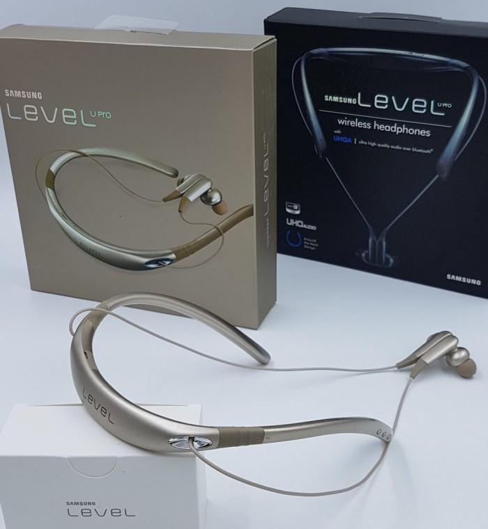 Jual Headset Bluetooth Samsung Level U Pro High Quality Wireless