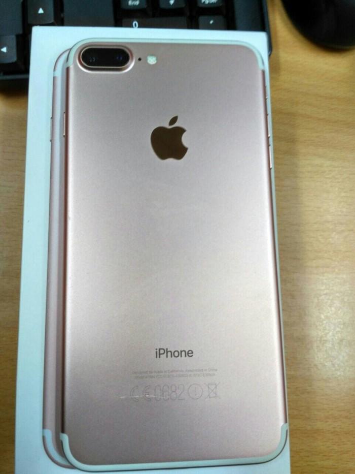 Jual Iphone 7 Plus 256gb Second Original Rosegold Best Price