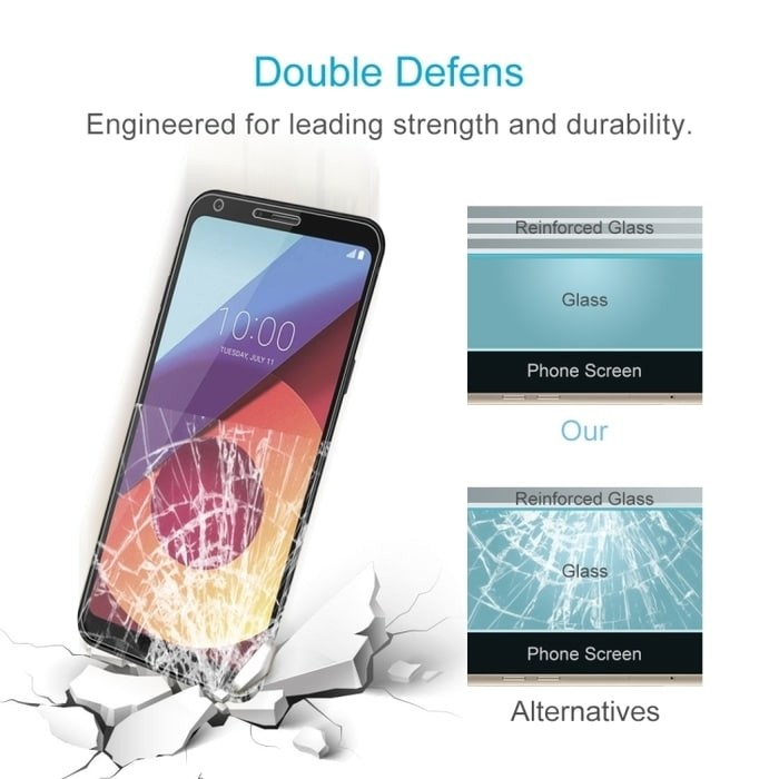 Screen Protector for Vivo Y53 - Clear Lengkap. Source · Tempered Glass .